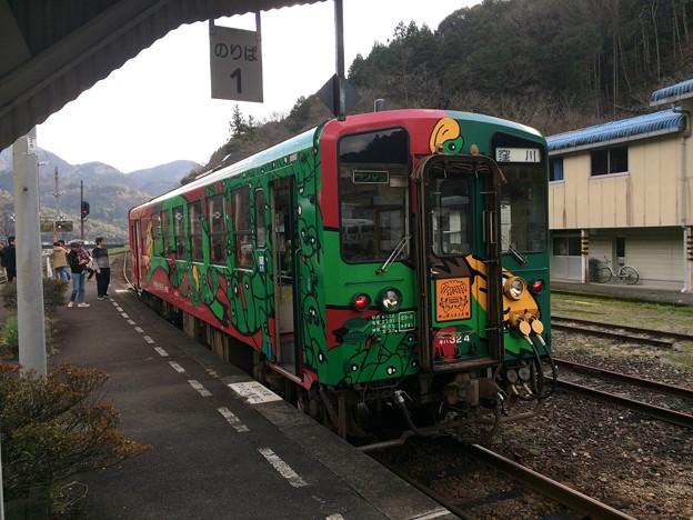 Photos: 江川崎駅18