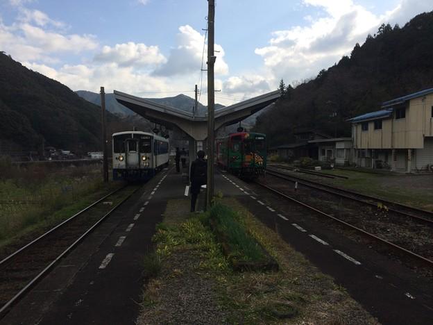 江川崎駅19