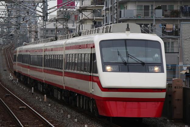 東武本線200系 204F りょうもう