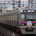 写真: 京成3000形 3033F(京成パンダ号)