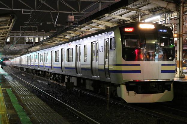 横須賀・総武快速線E217系 Y-49編成 エアポート成田