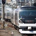 Photos: E257系0番台 M-201編成 回送