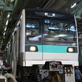 常磐緩行線E233系2000番台 マト8編成 新宿表示