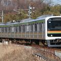 八高・川越線209系3100番台 ハエ72編成