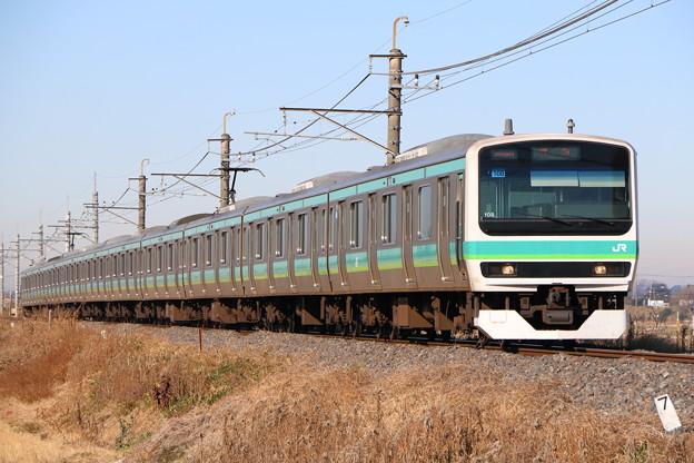 常磐・成田線E231系0番台 マト108編成