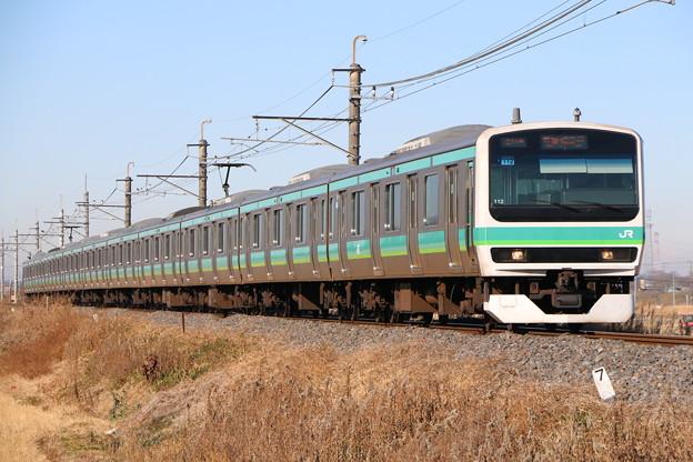 常磐・成田線E231系0番台 マト112編成