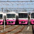 新京成8000形 8518F・8800形 8814F・8900形 8918F・N800形 N828F