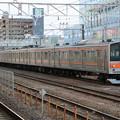 武蔵野線205系5000番台 M21編成(ジャカルタ行)