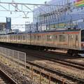 武蔵野線205系5000番台 M31編成(ジャカルタ行)