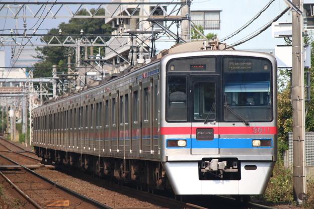 京成3700形 3818F