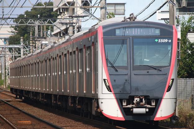 浅草線5500形 5509F