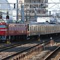 EF81 140+武蔵野線205系5000番台 M20編成 配給回送(ジャカルタ行)