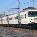 Photos: 185系200番台 B6編成 快速早春成田初詣号