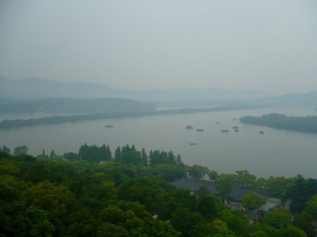 杭州西湖・蘇堤