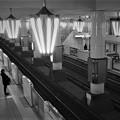写真: 天王寺駅のシャンデリア