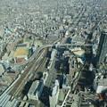 写真: 天王寺駅