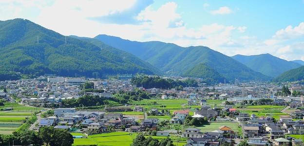 夏の飯田線