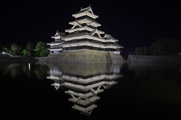 Photos: 夜の烏城