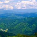 Photos: 山々のグラデーション