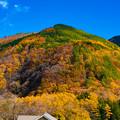 Photos: 木曽路の山々