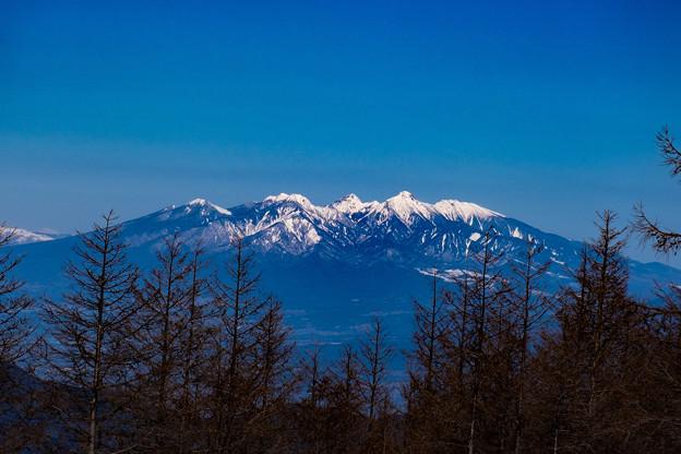 八ヶ岳南嶺