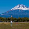 Photos: 富士山の見える公園
