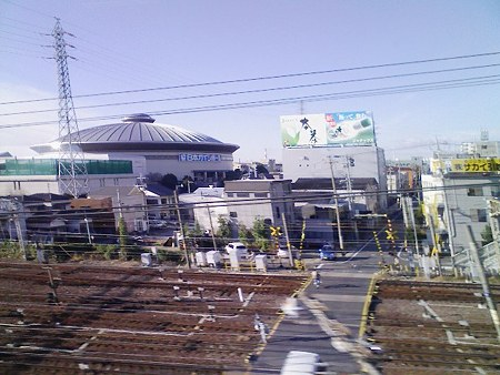 081223-新幹線からレインボーホール