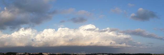 写真: 170605-大積雲 (1)