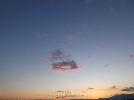 180205-富士山(夕) (1)