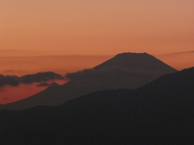Photos: 181124-富士山 (5)