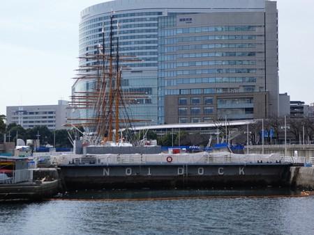 190224-帆船日本丸 1号ドック (155)