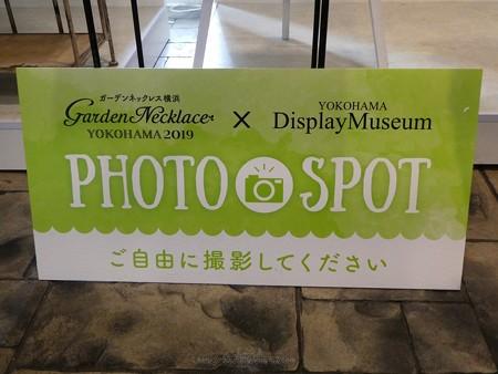 190511-ガーデンベアフォトスポット@横浜ディスプレイミュージアム (2)
