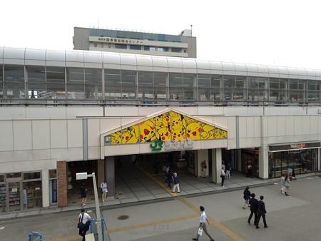 P_20190708_ピカチュウ大量発生チュウ@桜木町駅外 (1)