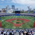 Photos: 190728-高校野球決勝@ハマスタ (2)
