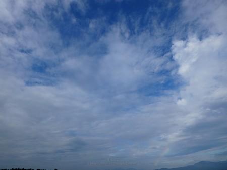 190918-虹と富士山 (1)