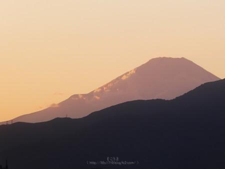 191231-富士山(夕) (2)