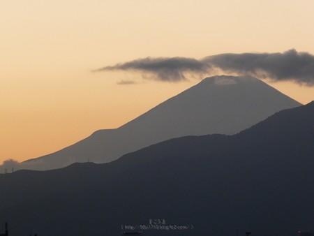 200101-富士山(夕) (2)