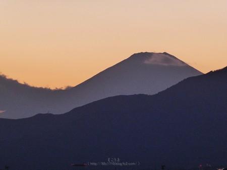 200209-富士山(夕) (1)