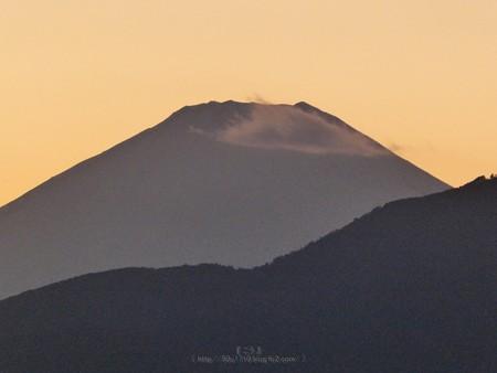 200209-富士山(夕) (2)