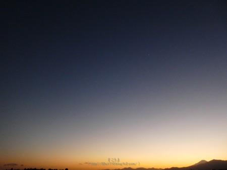 200223-富士山 夕 (1)