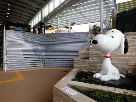 200301-グランベリーパーク駅 スヌーピー  (4)