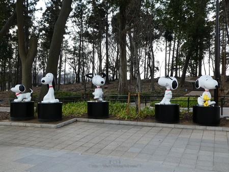 200301-鶴間公園 スヌーピー0 (1)