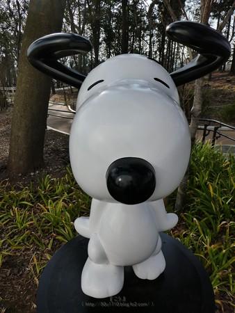 200301-鶴間公園 スヌーピー1 (6)