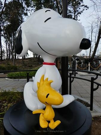 200301-鶴間公園 スヌーピー1 (14)