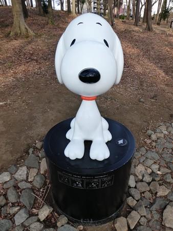 200301-鶴間公園 スヌーピー2 (1)