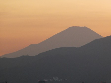 200306-富士山 夕 (2)