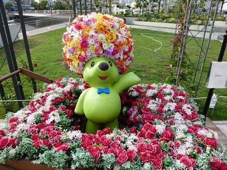 200605-ガーデンベアフォトスポット@横浜市新市庁舎 (4)