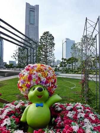 200605-ガーデンベアフォトスポット@横浜市新市庁舎 (5)