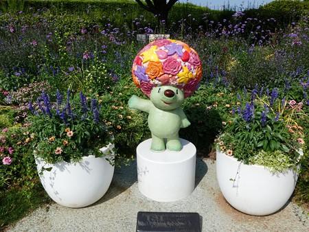 200605-ガーデンベアフォトスポット@港の見える丘公園 (2)