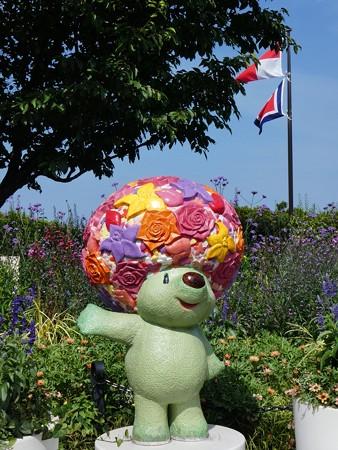 200605-ガーデンベアフォトスポット@港の見える丘公園 (4)